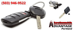 Locksmith Portland automotive ignition and key services