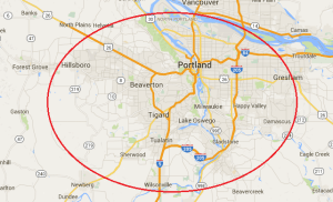Locksmith Portland service areas