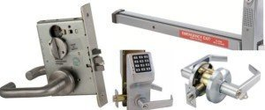 Commercial locksmith Portland