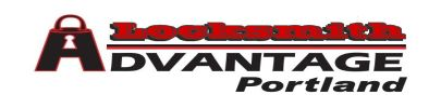 Advantage Locksmith Portland (503) 946-9522 logo