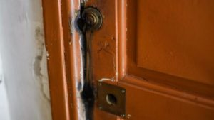 Portland locksmith forced entry