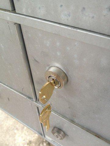 Locksmith Portland mailbox lock