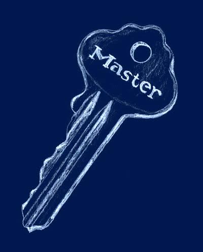 Locksmith in Portland Master key