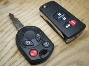 Portland locksmith Switchblade car key