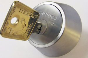 Locksmith Portland high security deadbolt