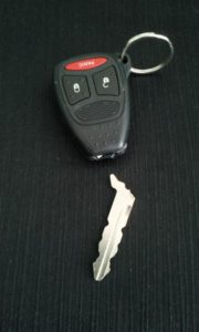 Locksmith Portland broken car key