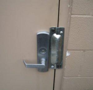 Locksmith Portland latch protector