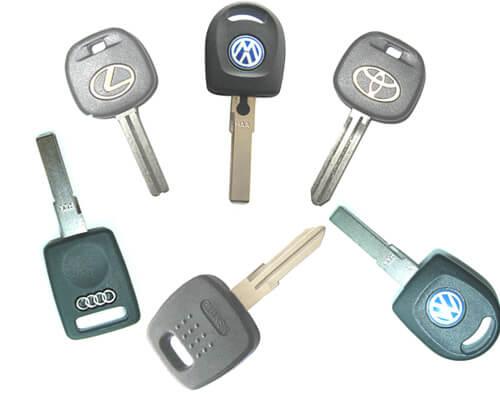 Portland Locksmith transponder car keys