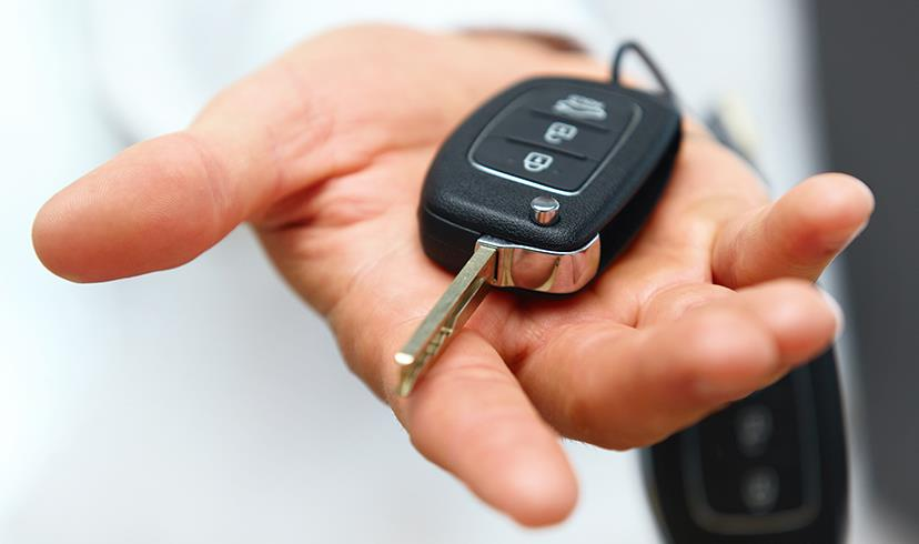 Locksmith Portland car key replacement