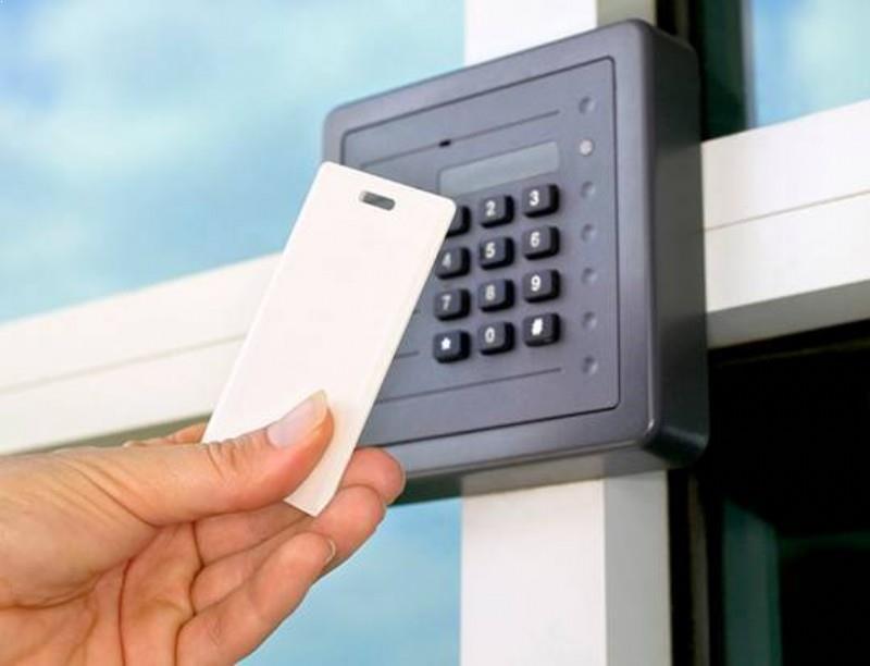 Locksmith Portland access control installation