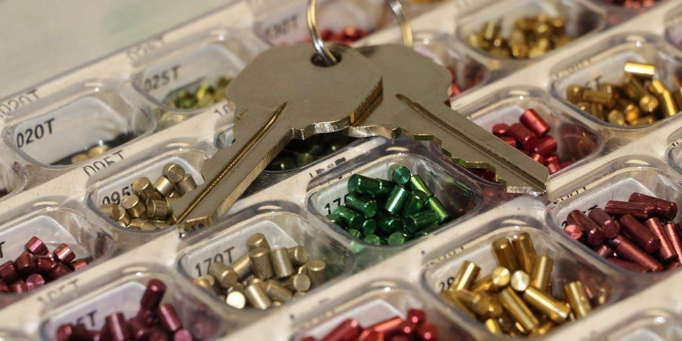 Master key system locksmith Portland