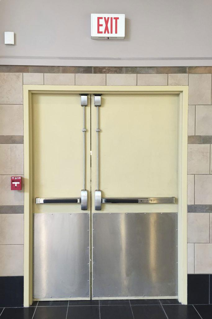 Locksmith Portland commercial door repair Portland OR
