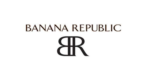 Locksmith Portland Banana Republic logo